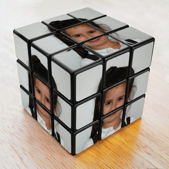 Photo Montage Rubik