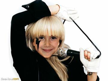 Montajes fotográficos de Lady Gaga