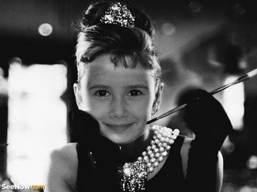 Montajes Fotográficos Audrey Hepburn