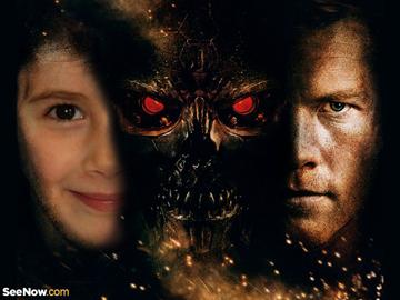 Foto efecto Terminator 4