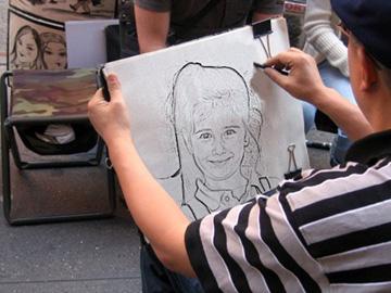 Fotomontajes de caricaturas. Hacerte una caricatura online