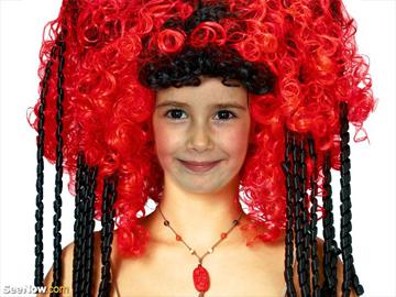 retocar fotos online peluca roja para facebook