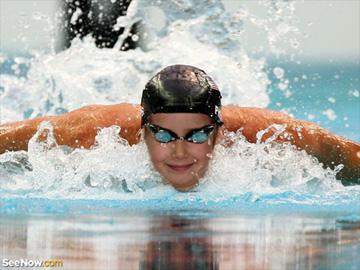 Imágenes de nadadores