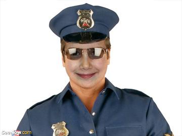 Fotomontaje online de Policia Americano