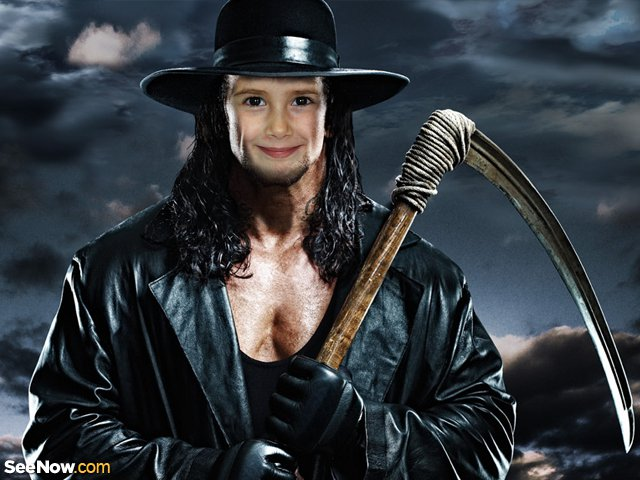 Efectos de Halloween Gratis.Undertaker