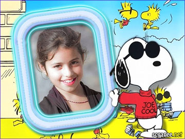 Marco online Snoopy.