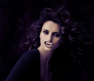 Efecto Vampiro para Fotos.